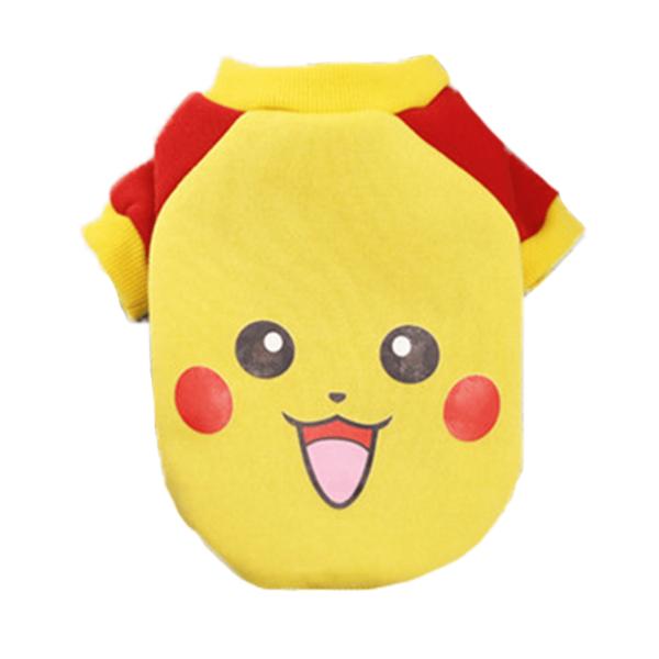 Elastyczna bluza dla psa Pikachu