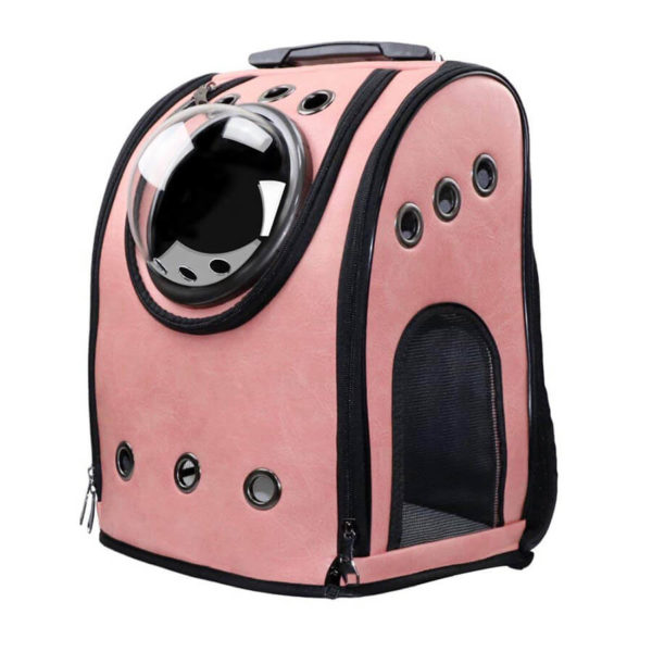 Plecak transporter dla małego zwierzaka