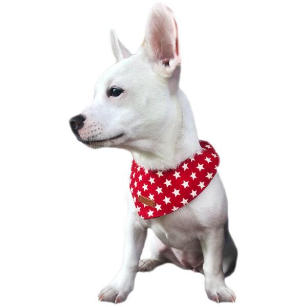 bandanka dla psa Marine Star