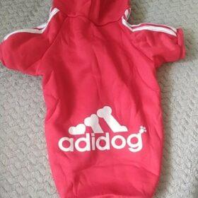 Bluza dresowa dla psa Adidog photo review