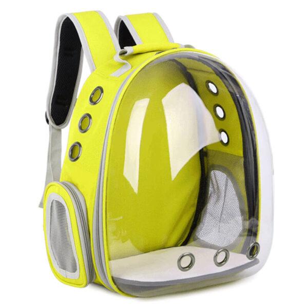 Plecak astronauta transporter RAKIETA limonka