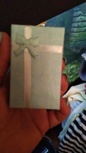 Srebrny naszyjnik łapka psa kota pozłacany Zarina photo review