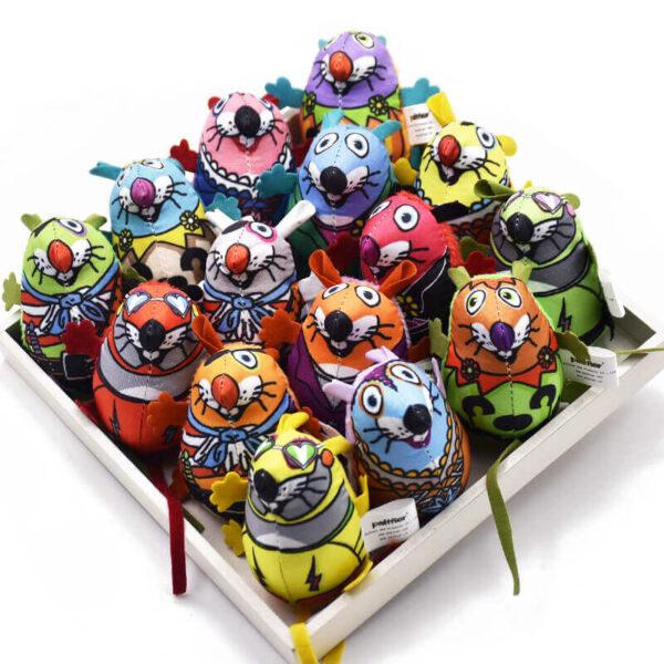 Zabawka dla kota PATOMAUS wszystkie wzory w pudełku