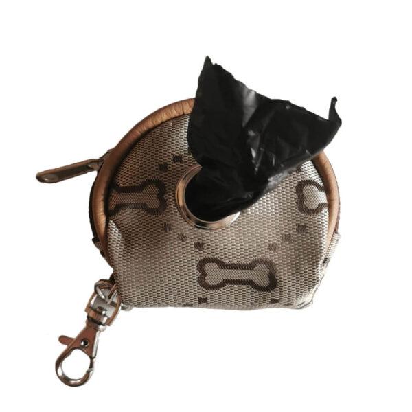 Etui na woreczki na kupy dla psa woreczek