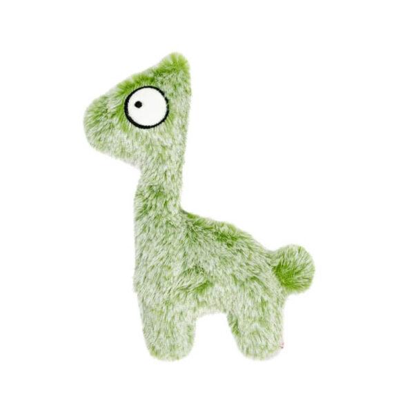 petinio zoo pluszowa zabawka dla kota z dzwoneczkiem i kocimiętką alpaka Mela