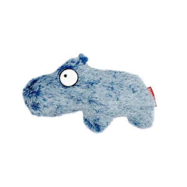 petinio zoo pluszowa zabawka dla kota z dzwoneczkiem i kocimiętką hipcio