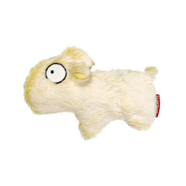 petinio zoo pluszowa zabawka dla kota z dzwoneczkiem i kocimiętką owca Dolly