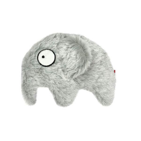 petinio zoo pluszowa zabawka dla kota z dzwoneczkiem i kocimiętką słoń Maniek