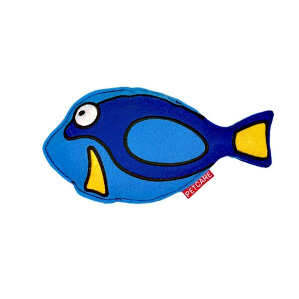 Zabawka pluszowa dla psa Petinio Ocean rybka Ariel