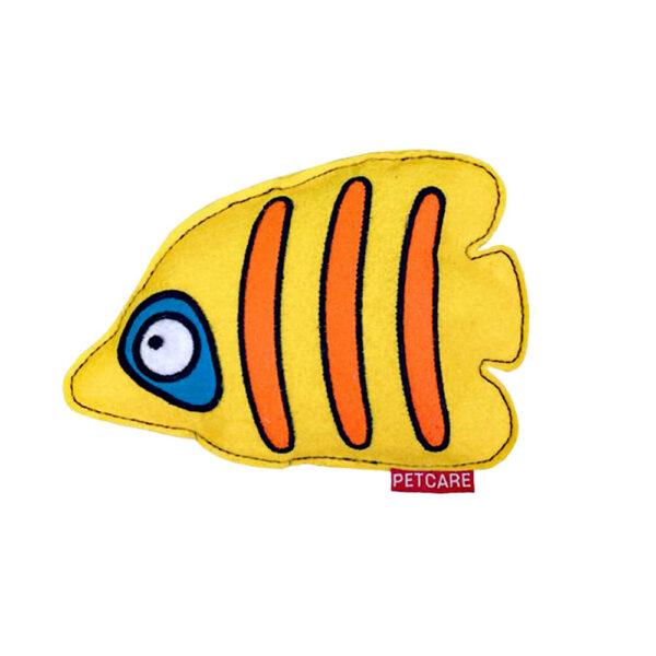 Zabawka pluszowa dla psa Petinio Ocean rybka motyl Marina