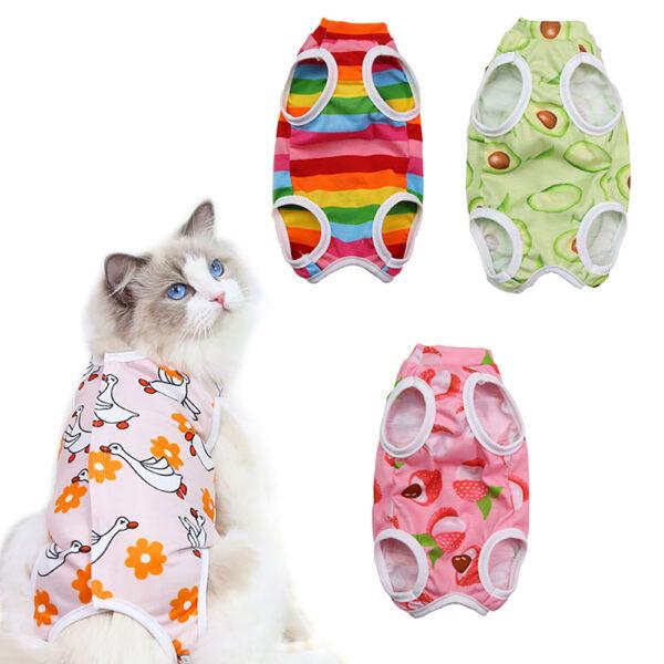 Ubranko pooperacyjne dla psa lub kota FILEMON